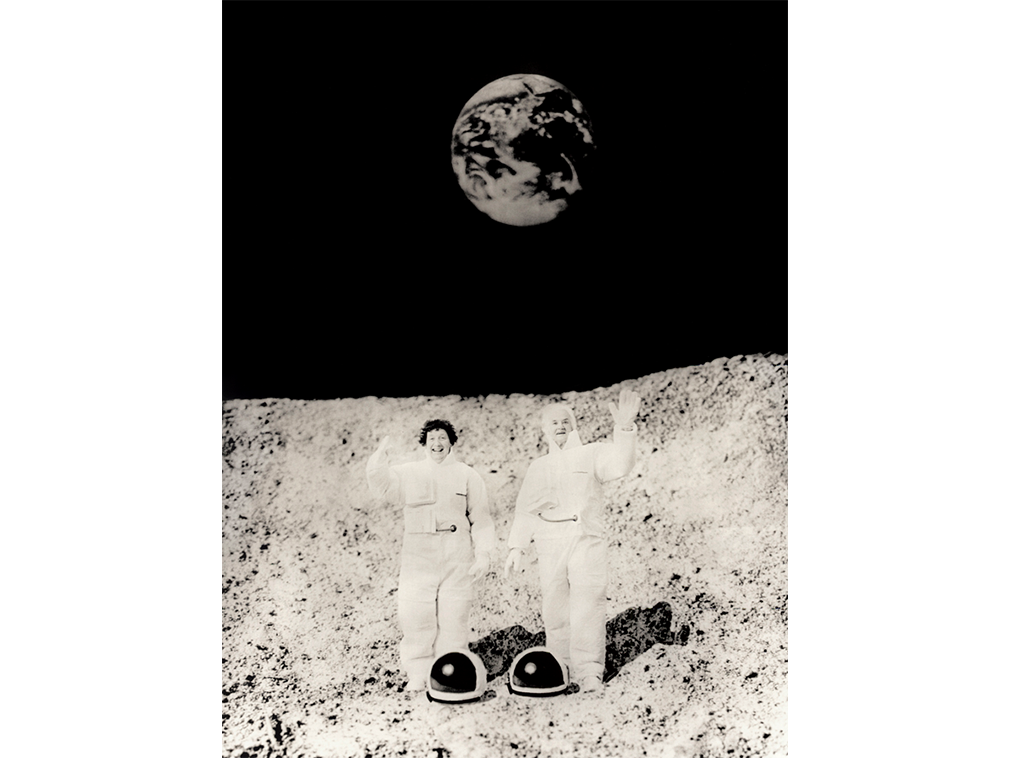 First Women on the Moon